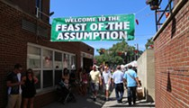 Annual Feast of the Assumption Returns to Little Italy This Weekend