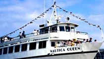 Win A Pair Of Tickets For A Lunch Cruise Aboard The Nautica Queen