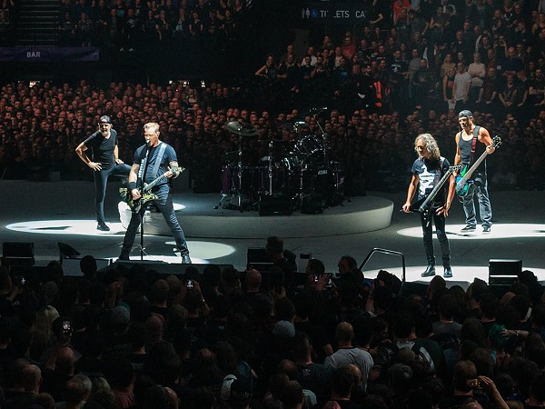 Metallica S Worldwired Tour Coming To Cleveland Tickets
