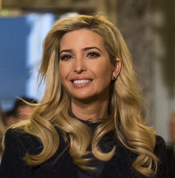Ivanka Trump Heads To Rocky River Tomorrow