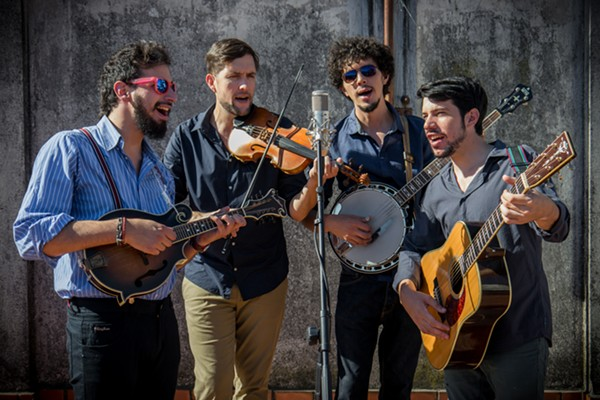 buenos aires based bluegrass band to play g a r hall in september scene and heard scene 39 s. Black Bedroom Furniture Sets. Home Design Ideas