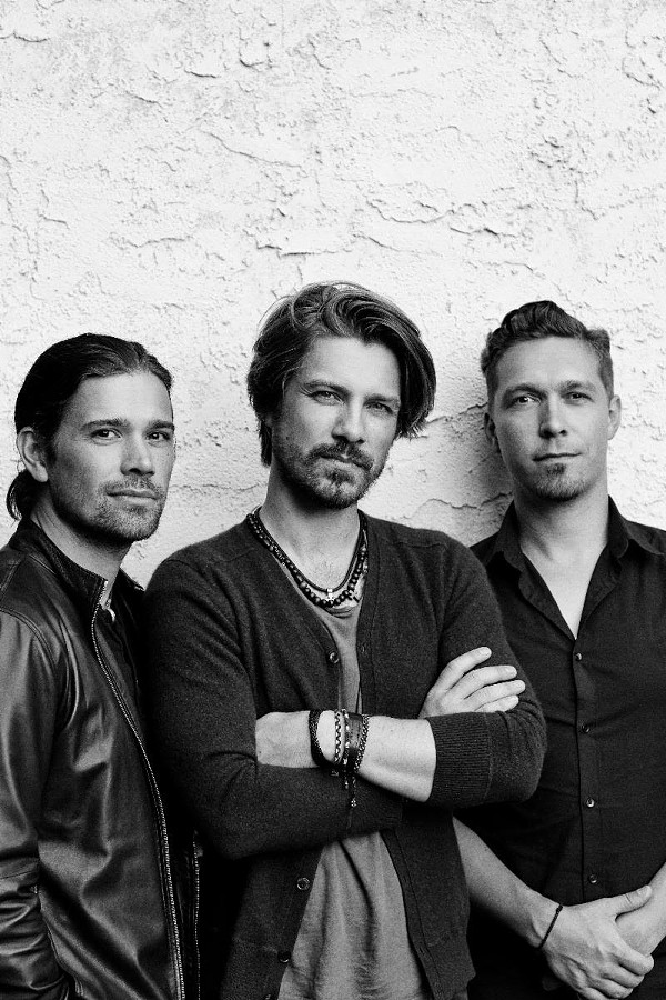 hanson to bring its symphonic tour to the masonic. Black Bedroom Furniture Sets. Home Design Ideas
