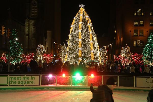 New Ohio Holiday Lights Trail Kicks Off This Season, With ...