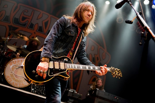country rockers blackberry smoke to play the kent stage in march scene and heard scene 39 s news. Black Bedroom Furniture Sets. Home Design Ideas