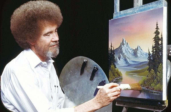 Paint Job Cost >> Update: Fat Head's Brewery to Host a Second Bob Ross Experience Paint Night Fundraiser in May ...