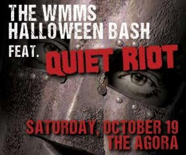 Win a pair of tickets to the Quiet Riot show at the Agora