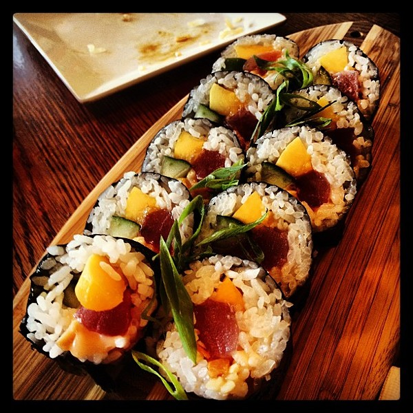The 10 Best Sushi Restaurants In And Around Cleveland Slideshows
