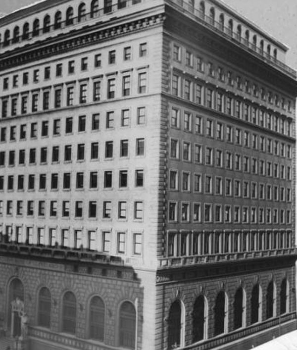 9 Vintage Photos Of The Federal Reserve Bank Of Cleveland
