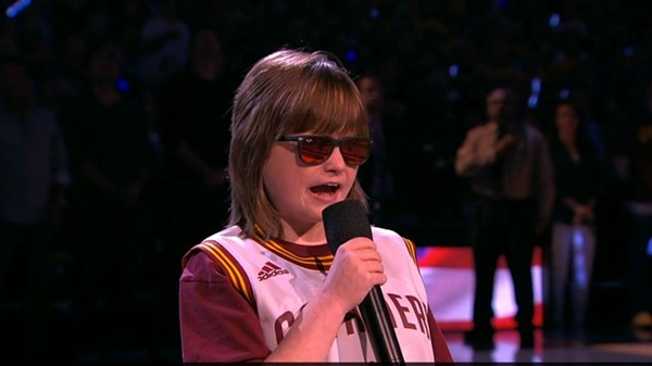 Cavs Holding Open Auditions For National Anthem Singers Aug. 29 | Scene and Heard: Scene's News Blog