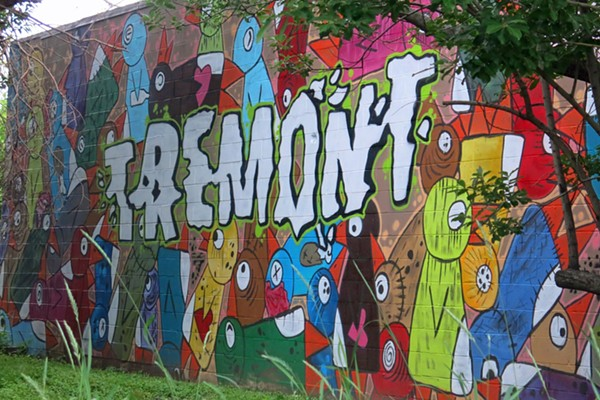 Tremont Businesses Launch The Sign Guy Instagram Scavenger