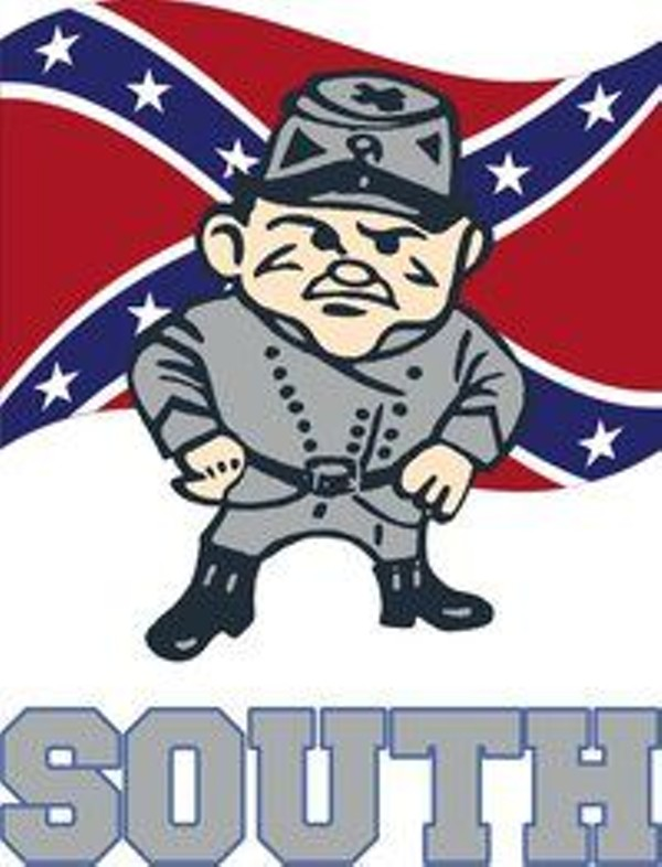 Willoughby South High School Will Drop Confederate Rebel Mascot