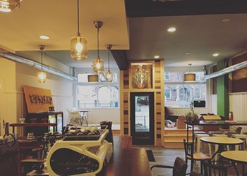 Beviamo Cafe Now Open in New, Larger Location In Tremont