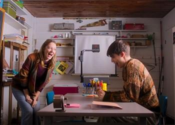 Feel-Good 'Adventures in Public School' Gets Adolescence Right