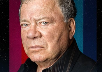 87-Year-Old William Shatner Beaming into Akron Civic Theatre This Fall