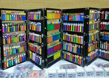 PEZ Candy Aficionados From Around the World Congregate in Cleveland This Week
