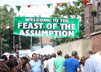 Cleveland's 120th Annual Feast of the Assumption Returns to Little Italy Aug. 15