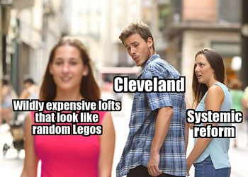 Good News! We're Paying More For Rent in Cleveland Than Ever Before
