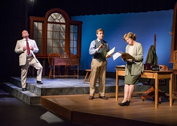 Ensemble Theatre's Production of 'Alabama Story' Is a Less Than Satisfying Historical Trip On Bunnies and Race