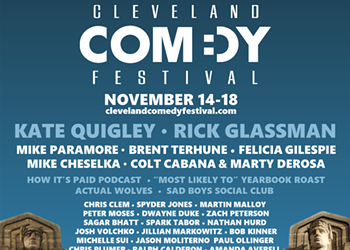 What You Need to Know About the 11th Annual Cleveland Comedy Festival, Which Kicks Off Today at Playhouse Square