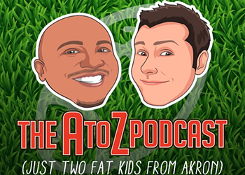 A Chat with Terry Pluto on LeBron, Journalism and the Browns — The A to Z Podcast With Andre Knott and Zac Jackson