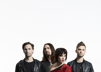 Halestorm Singer Says She's Thrilled to Tour with Female-Fronted Bands In This Moment and New Years Day
