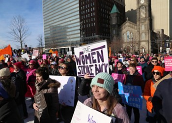Women's March Cleveland Going On As Planned, Despite National Controversy