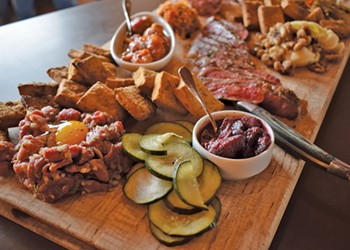 Northeast Ohio's Osso is the Farm, the Butcher and the Table All in One