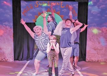 Blank Canvas' 'Little Miss Sunshine' Radiates With Warmth