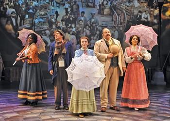 Porthouse Theatre Captures a Patriotic American Era in 'Tintypes'