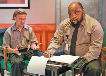 'Lobby Hero' at Blank Canvas Sparks Important Inner Dialogue