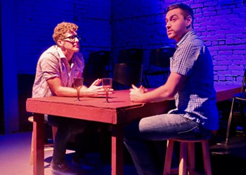 Convergence's 'Homos, or Everyone In America' Elicits Laughter and Love With Dynamic Performances