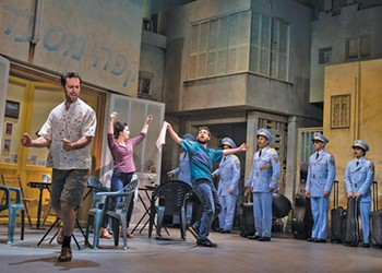 'The Band's Visit' Proves That Stories of Subtlety and Grace Belong on Broadway