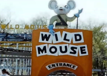 Let's Take a Spin Through Cedar Point in the Early 1960s