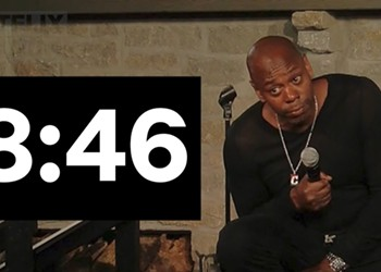 Dave Chappelle is Throwing Intimate, Celebrity-Packed Comedy Pop-Ups in Rural Ohio — And I Got a Ticket