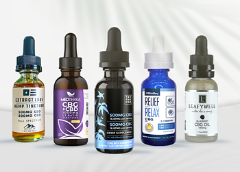 Best CBG Oil: Our Top 5 Picks
