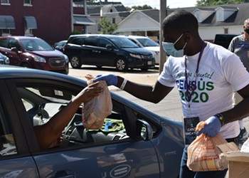 Grounded By the Pandemic, Community Groups Are Working to Save Cleveland's Census