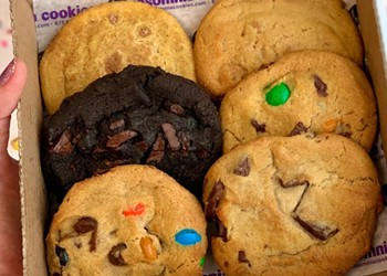 Insomnia Cookies Offering Free Cookies to Teachers This Month