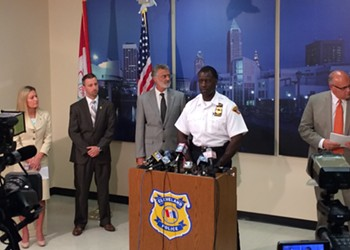 Cleveland Police Chief Calvin Williams' Romantic Relationship With Subordinate Raises Concerns, Draws Silence From City Hall