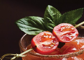 7 Places to Build Your Own Bloody Mary