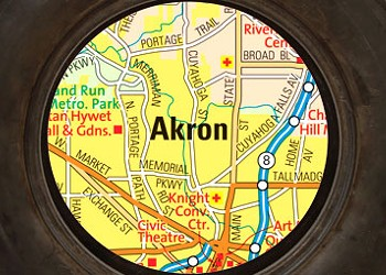 Confessions of a Rust Belt Orphan (Or 'How I Learned to Stop Worrying and Love Akron')