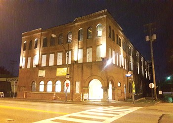 Spaces Gallery Opens its New Location in Hingetown