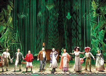 """A Fairy Tale Mashup in """"Into the Woods"""" at Playhouse Square"""