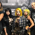 Old School Punk Rock Inspired the Grecian Rock Act Barb Wire Dolls