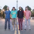 Aqueous Returns to Cleveland This Week, Building on an Unbelievable Year of Groove Rock Glory
