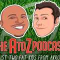 Cheeseburgers and a Bad Night for Football — The A to Z Podcast With Andre Knott and Zac Jackson
