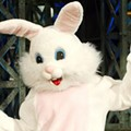 Mansfield Woman Arrested for Allegedly Making Crude Comments to Easter Bunny