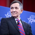Dennis Kucinich Has A Perfect Voting Record from The Human Rights Campaign