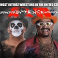 Meet WWE Hall of Famer The Godfather and Papa Shango at Absolute Intense Wrestling