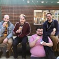 Local Indie Rockers Curtail to Play Release Party at Musica in Akron