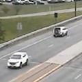 Check Out This Driver Skillfully Going Backwards Down an Ohio Highway